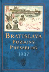 Bratislava 1907 Pozsony Pressburg