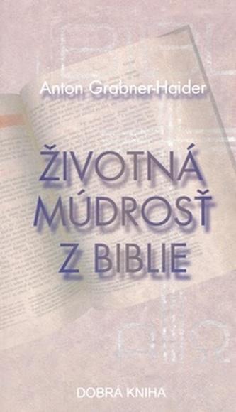 Životná múdrosť z Biblie