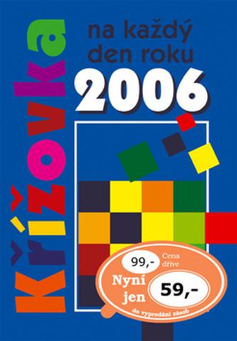 Křížovka na každý den roku 2006