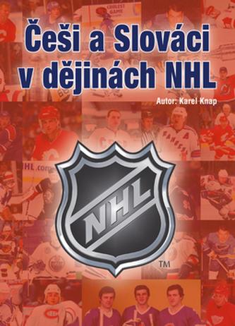 Češi a Slováci v dějinách NHL