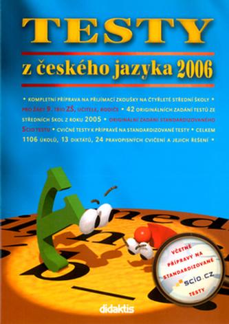 Testy z českého jazyka 2006