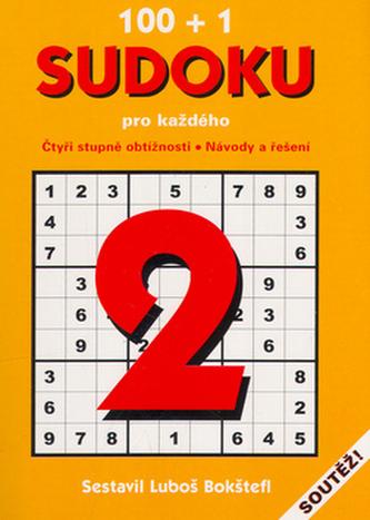 100+1 sudoku pro každého 2