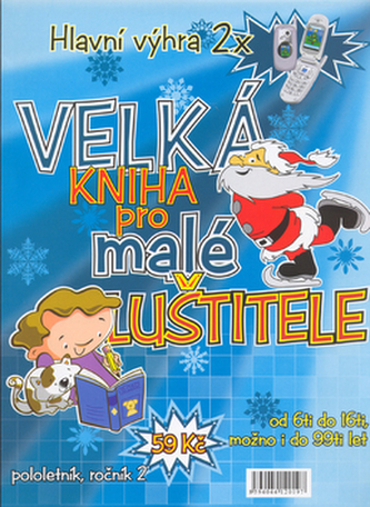 Velká kniha pro malé luštitele