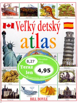 Vežký detský atlas