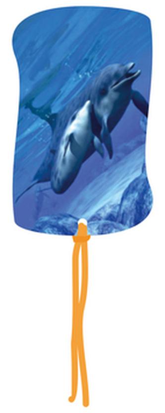 Magnetická záložka Dva delfíni - MZ 020
