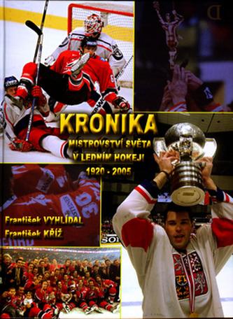Kronika Mistrovství světa v ledním hokeji 1920 - 2005