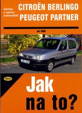 Citroën Berlingo, Peugeot Partner od 1998