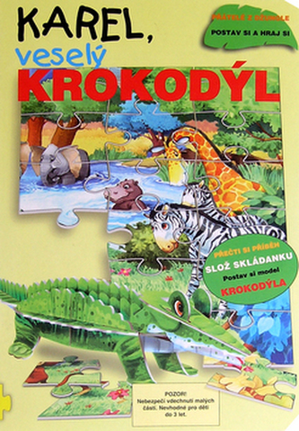 Karel, veselý krokodýl