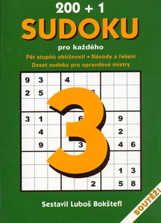 200+1 sudoku pro každého 3