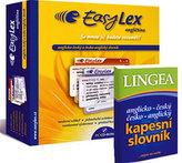 EasyLex Angličtina + kapesní slovník