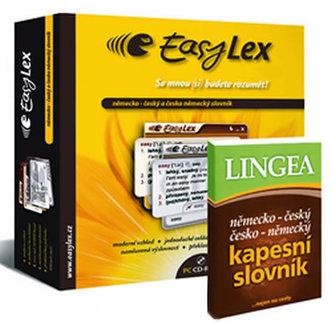 EasyLex Němčina + kapesní slovník