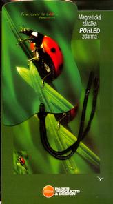 Magnetická záložka Beruška - MZ 021