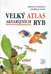 Velký atlas akvarijních ryb