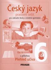 Český jazyk 6 pro základní školy a víceletá gymnázia