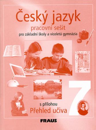 Český jazyk 7 pro základní školy a víceletá gymnázia - Zdeňka Krausová