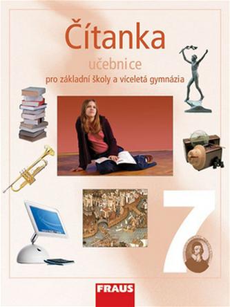 Čítanka 7 pro ZŠ a VG UČ - Náhled učebnice