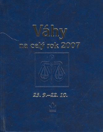 Horoskopy na rok 2007 Váhy