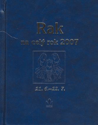 Horoskopy na rok 2007 Rak