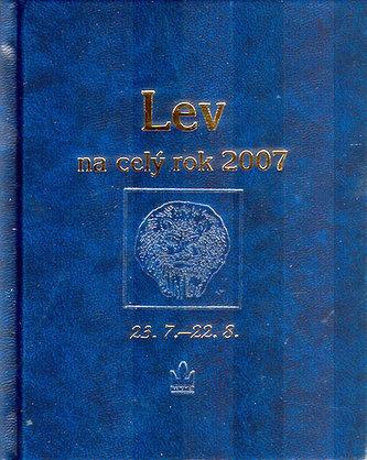Horoskopy na rok 2007 Lev