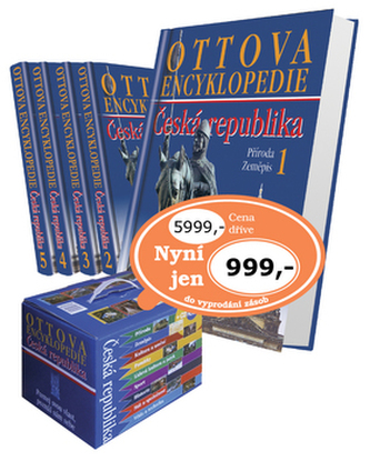 Velká pětisvazková encyklopedie České republiky