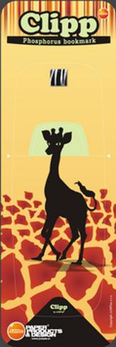 Svítící záložka Žirafa - SZ 004
