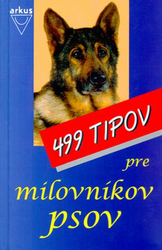 499 tipov pre milovníkov psov