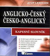Kapesní česko-anglický, anglicko-český slovník
