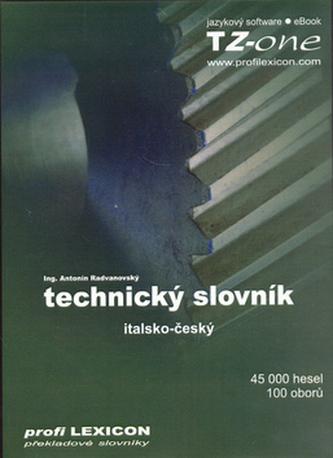 Technický slovník italsko-český