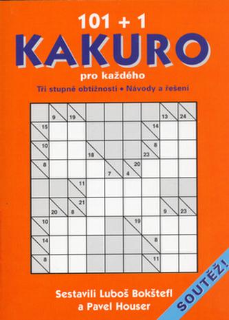100+1 Kakuro pro každého