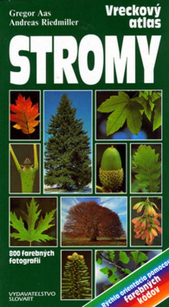 Stromy vreckový atlas