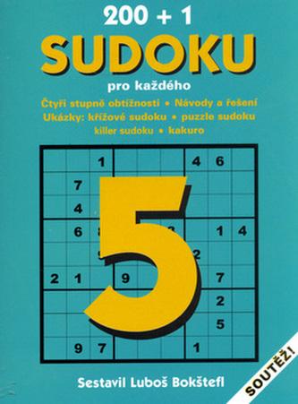200+1 Sudoku pro každého 5