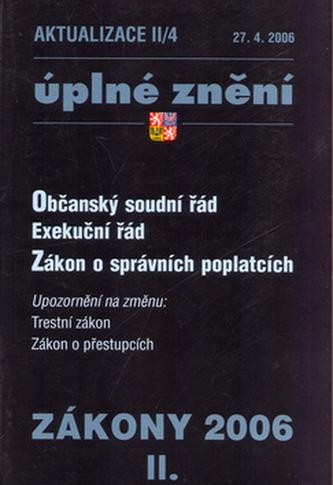Aktualizace II/4 2006