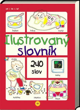 Ilustrovaný slovník 240 slov