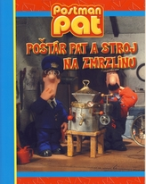 Poštár Pat a stroj na zmrzlinu - 1