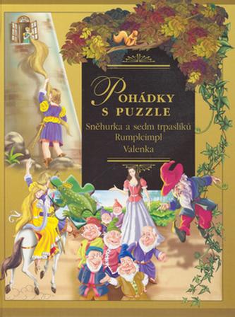 Pohádky s puzzle Sněhurka