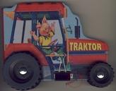 Traktor - leporelo s kolieskami