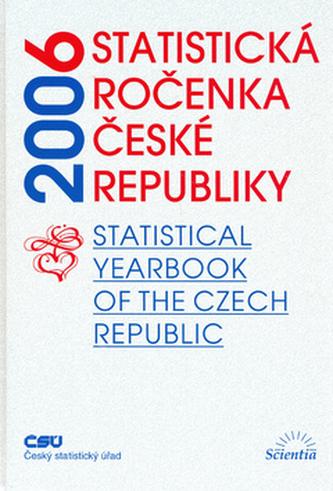 Statistická ročenka České ročenky 2006