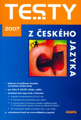 Testy z českého jazyka 2007