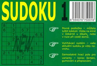 Sudoku 1 NEW