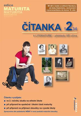 Čítanka 2 k Literatuře - přehledu SŠ učiva - Náhled učebnice