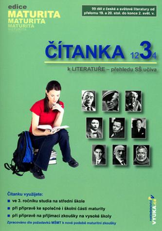 Čítanka 3 k Literatuře Přehledu učiva - Drahuše Mašková
