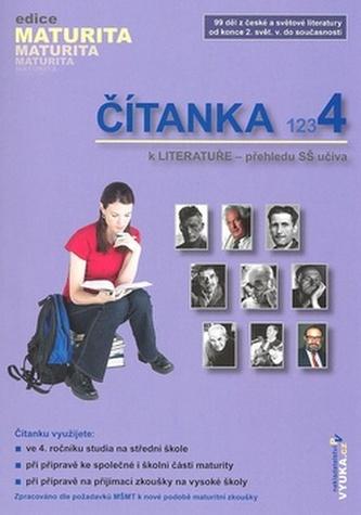 Čítanka 4 - edice Maturita - Náhled učebnice