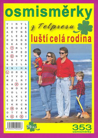 Osmisměrky z Telpresu luští celá rodina 3/2006