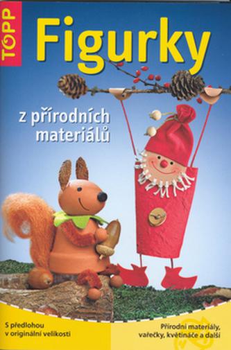 Figurky z přírodních materiálů Podzim a Zima