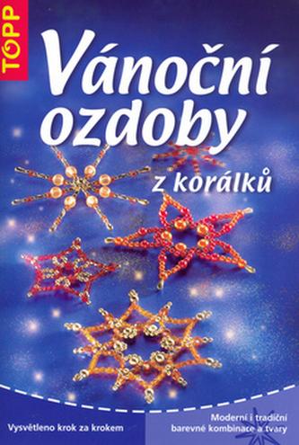 Vánoční ozdoby z korálků