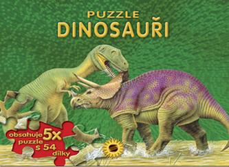 Dinosauři Puzzle