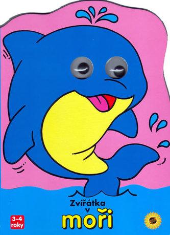 Zvířátka v moři Delfín