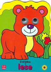 Zvířátka v lese Medvěd