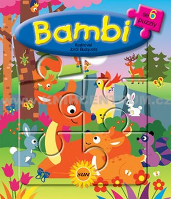 Bambi 6x puzzle