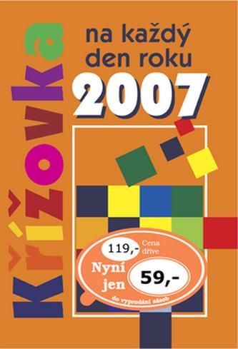 Křížovka na každý den roku 2007
